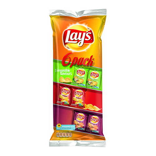 Lays Mix - 6-pack