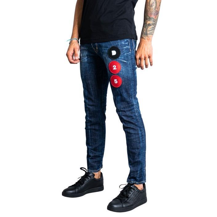 Dsquared2 - Dsquared2 Men Jeans - blue 44