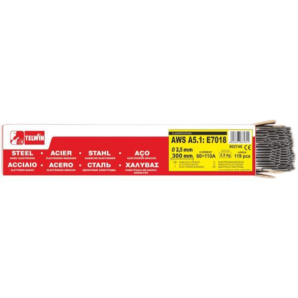 Telwin 802748 Sveiseelektrode 119-pakning