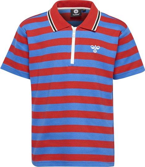 Hummel Red T-Skjorte, Flame Scarlet 104