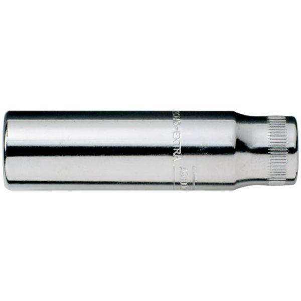 """Bahco A6800SM-10 Sekskanthylse 1/4"""", lang modell 10 mm"""