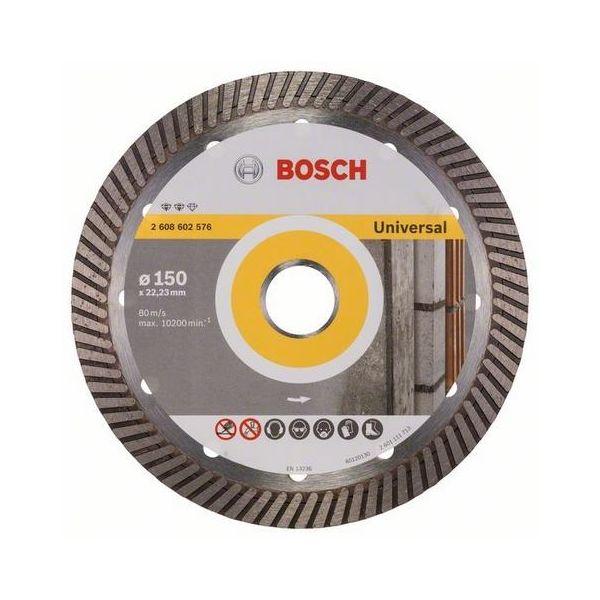 Bosch Expert for Universal Turbo Timanttikatkaisulaikka 150x22,23mm