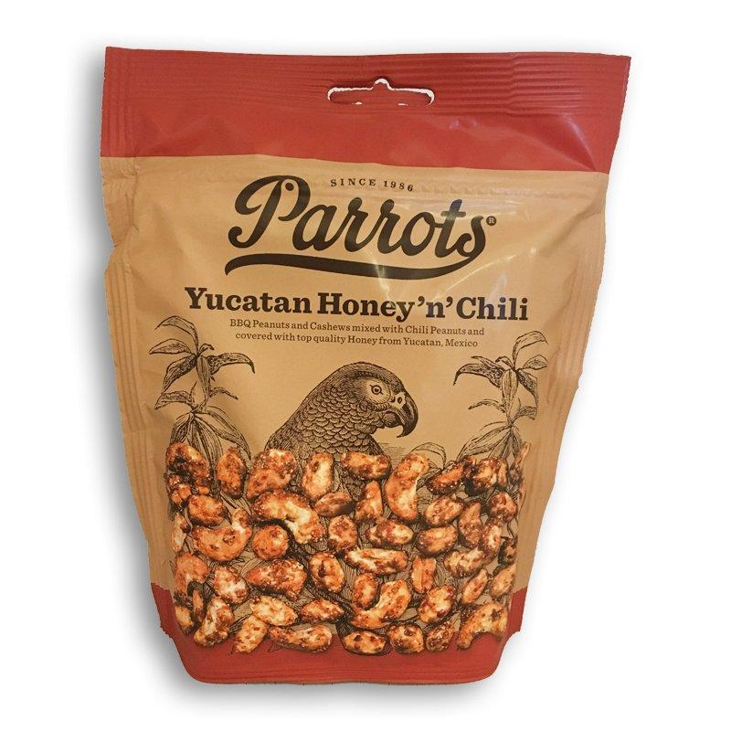 "Pähkinäsekoitus ""Yucatan 'n' Chili"" 175g - 75% alennus"