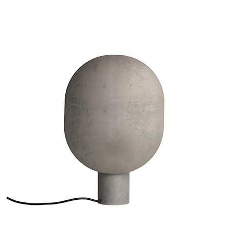 Clam Bordslampa Oxiderad