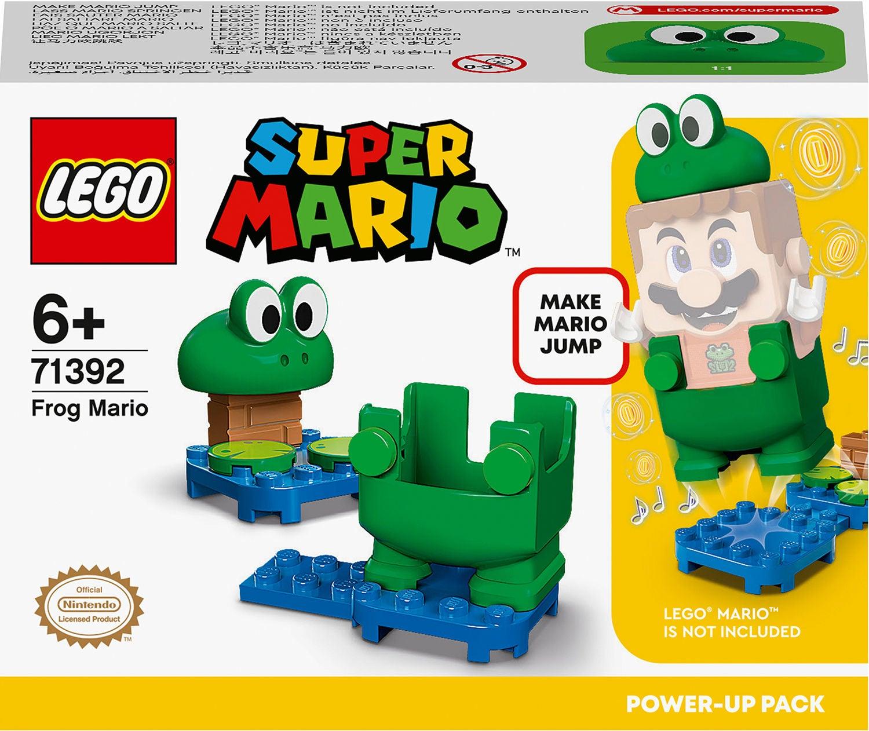 Lego Super Mario 71392 Frog Mario – Boostpaket