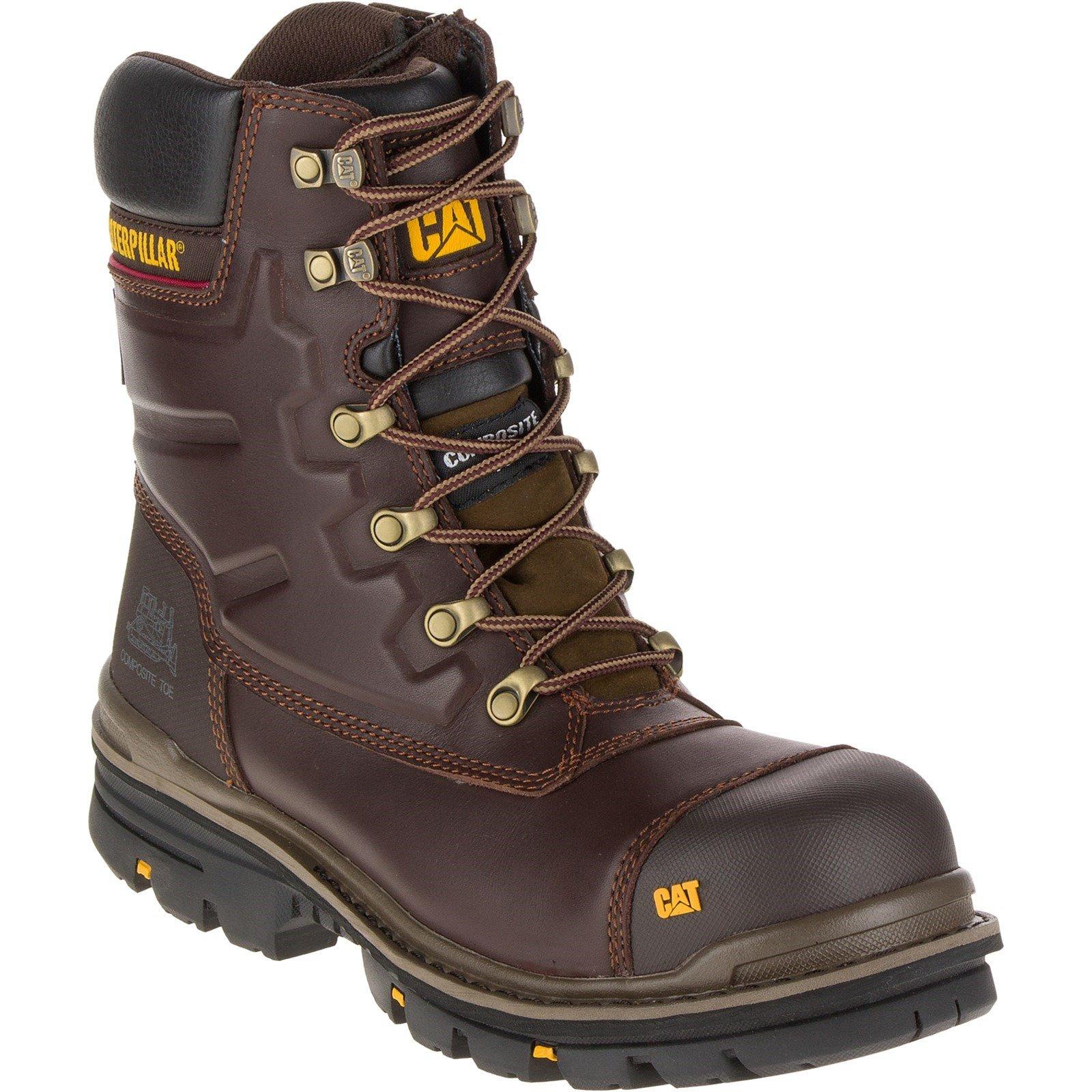 Caterpillar Unisex Premier Boot Brown 32959 - Brown 6