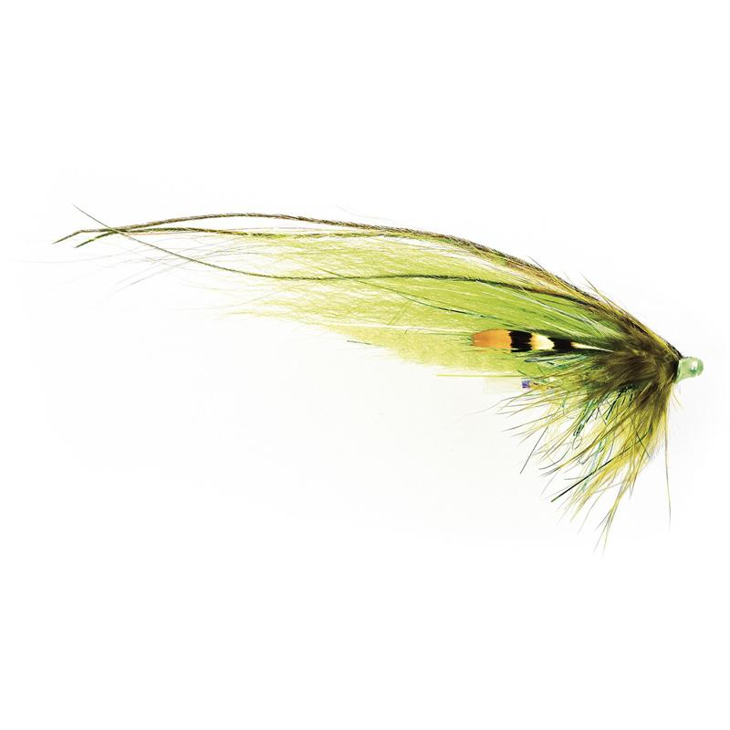 Classic Series Grey & Green 10cm Mikael Frödin Fly Design