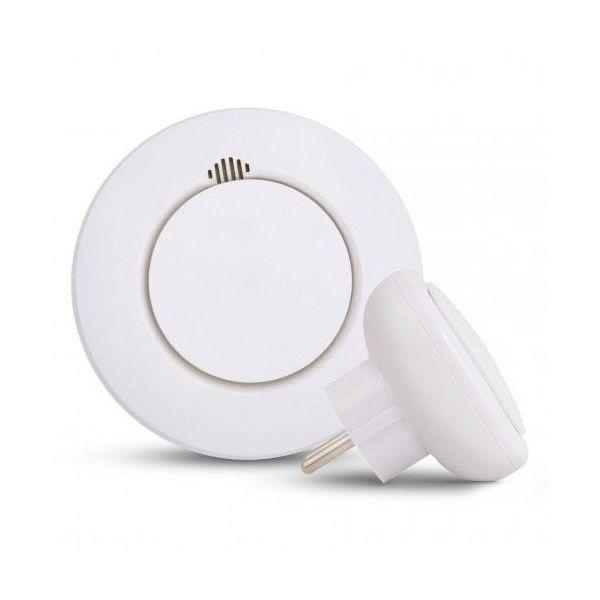 Housegard Note GW124NX Brannvarsler smart, optisk