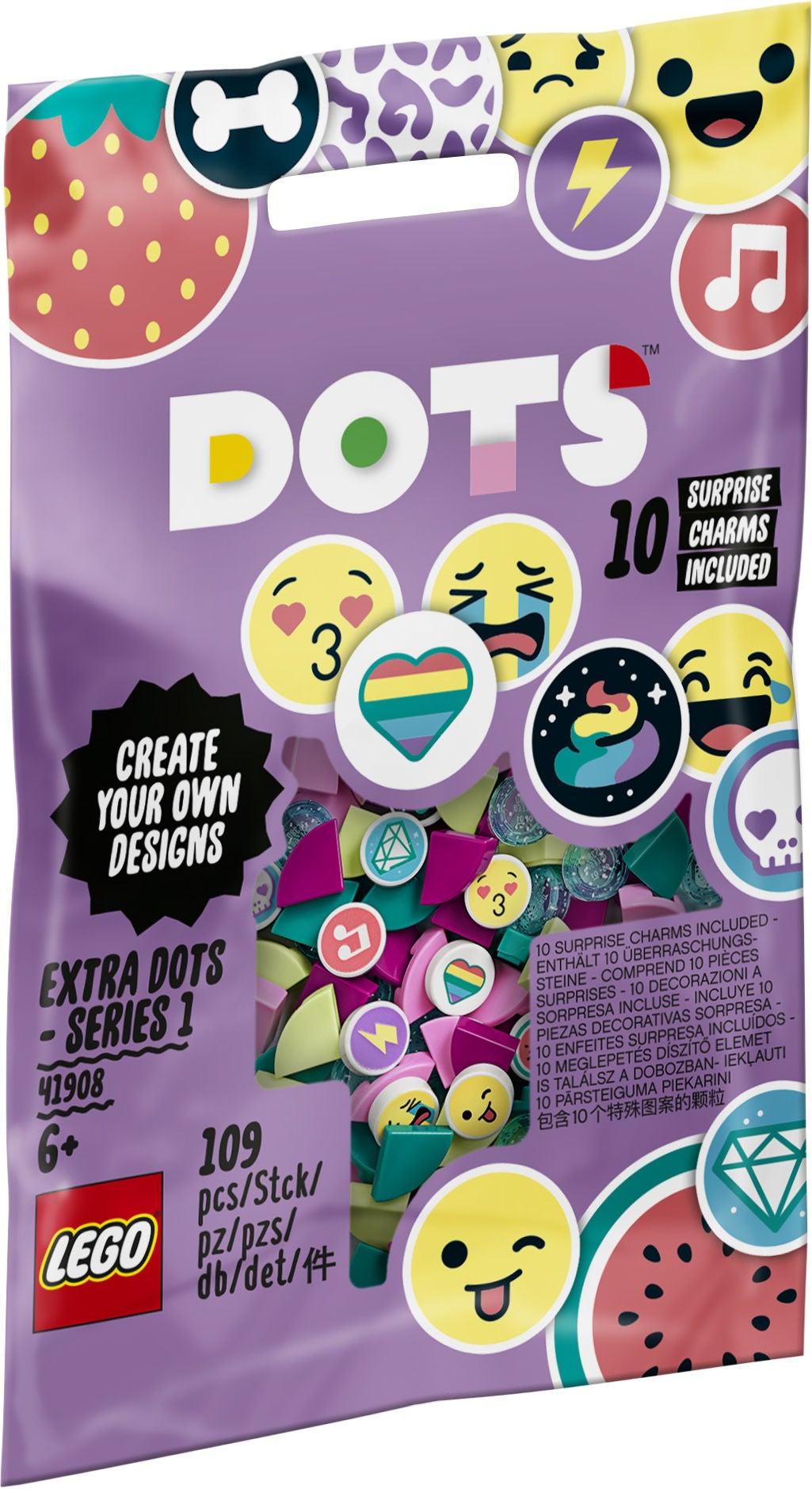 LEGO DOTS 41908 DOTS - Lisäsarja 1