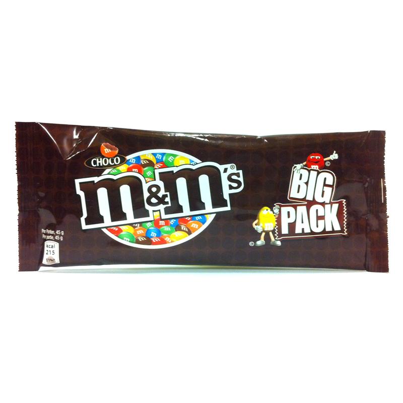M&Ms Choco Big Pack - 61% rabatt