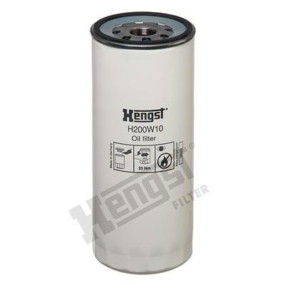 Öljynsuodatin HENGST FILTER H200W10