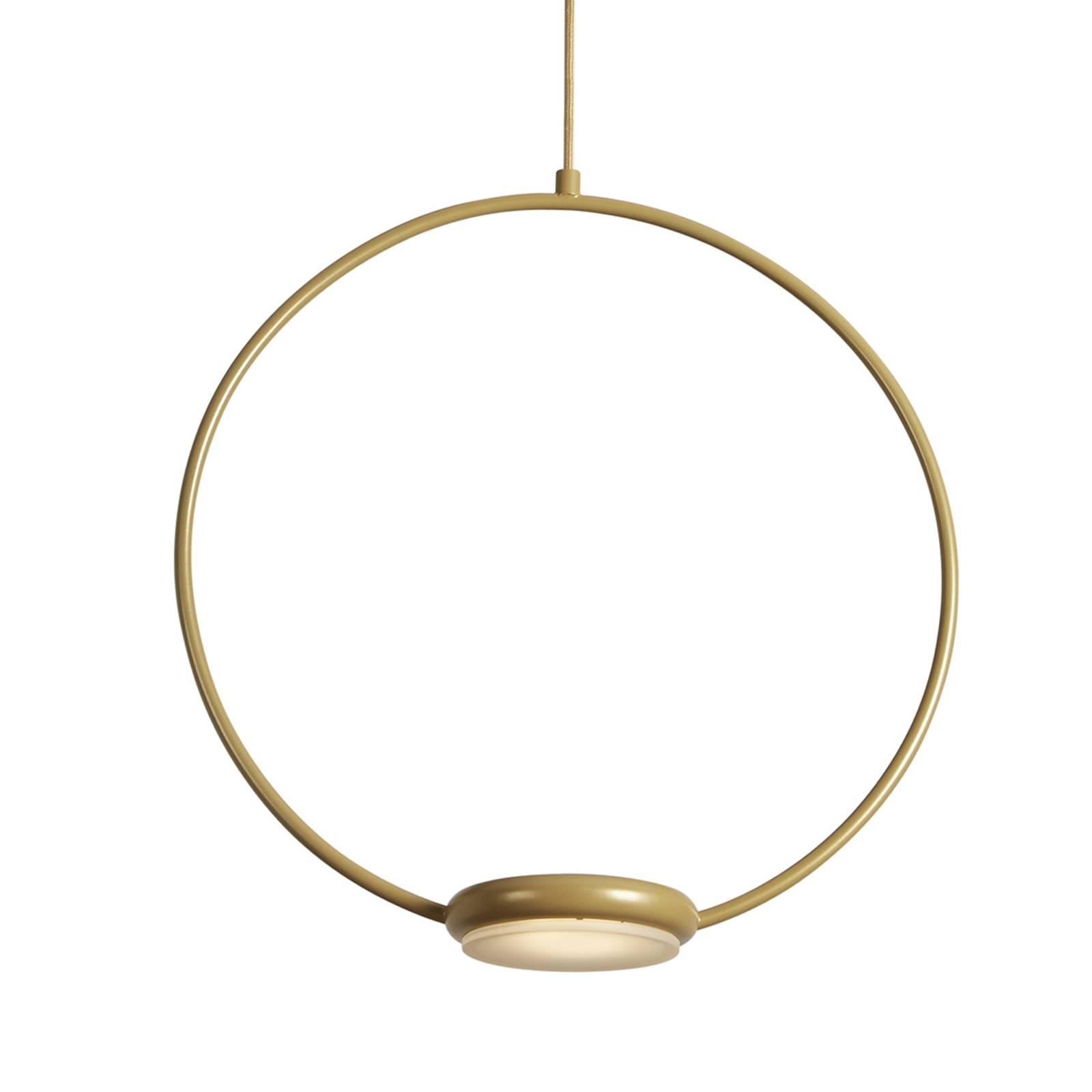 Kultainen Odigotto LED-kattovalaisin
