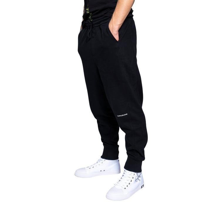 Calvin Klein Jeans Men's Trouser Black 193000 - black XS