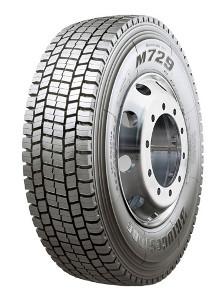 Bridgestone M 729 ( 315/70 R22.5 152/148M 16PR kaksoistunnus 154/150L )