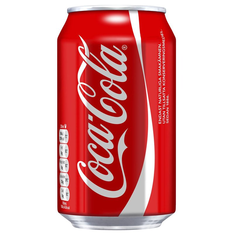 Coca-Cola - 50% rabatt