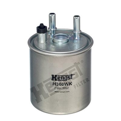 Polttoainesuodatin HENGST FILTER H360WK
