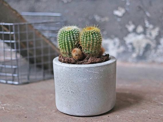 Cement Mini Planter