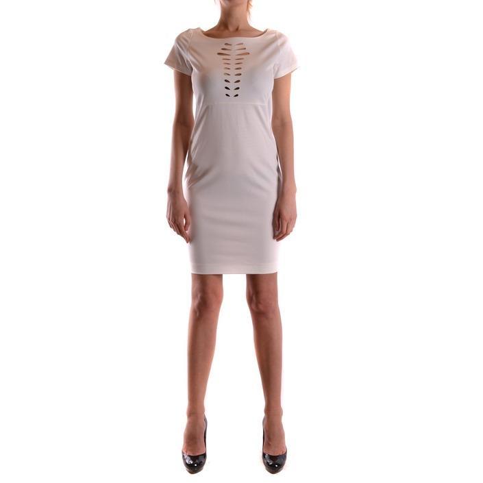 Pinko Women's Dress White 160954 - white 44