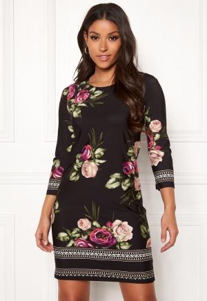 Happy Holly Blenda dress Pink / Floral 52/54S