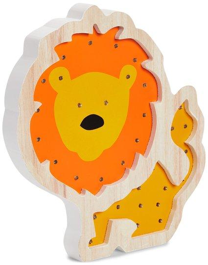 Alice & Fox Lampe Løve