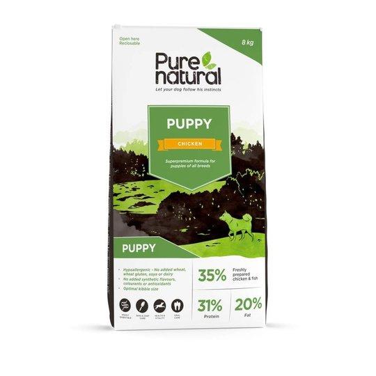 Purenatural Puppy (8 kg)