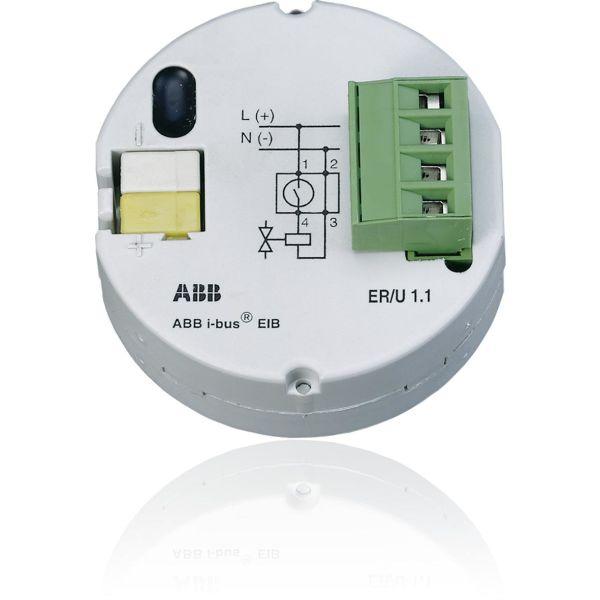ABB GHQ6310044R0111 Lähtöyksikkö rasialle, KNX