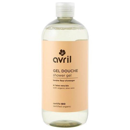 Avril Orange Blossom Shower Gel, 500 ml