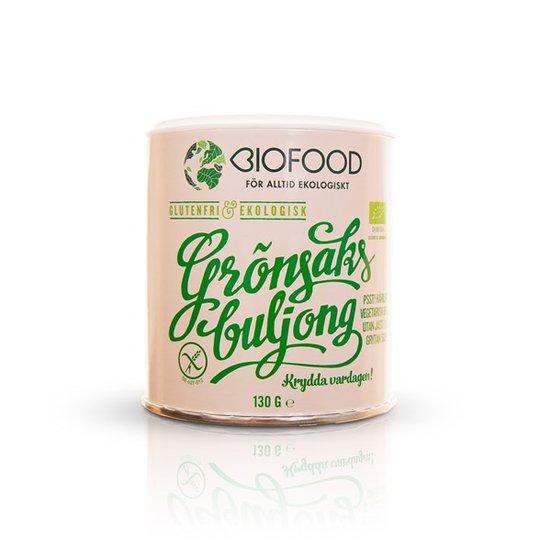 Biofood Ekologisk Grönsaksbuljong