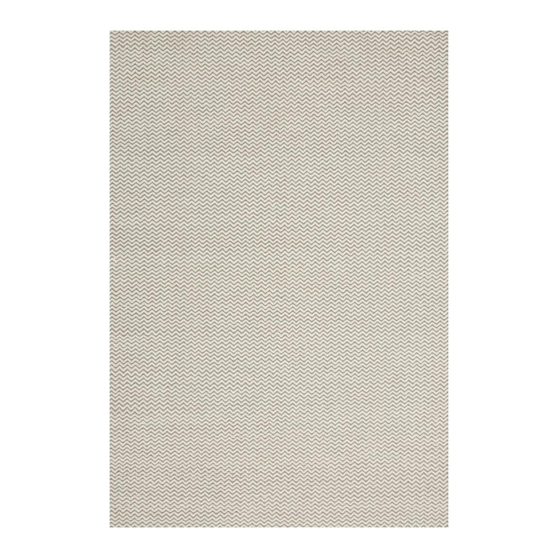 Ullmatta CORSA 140 x 200 cm ljusgrå, Linie Design