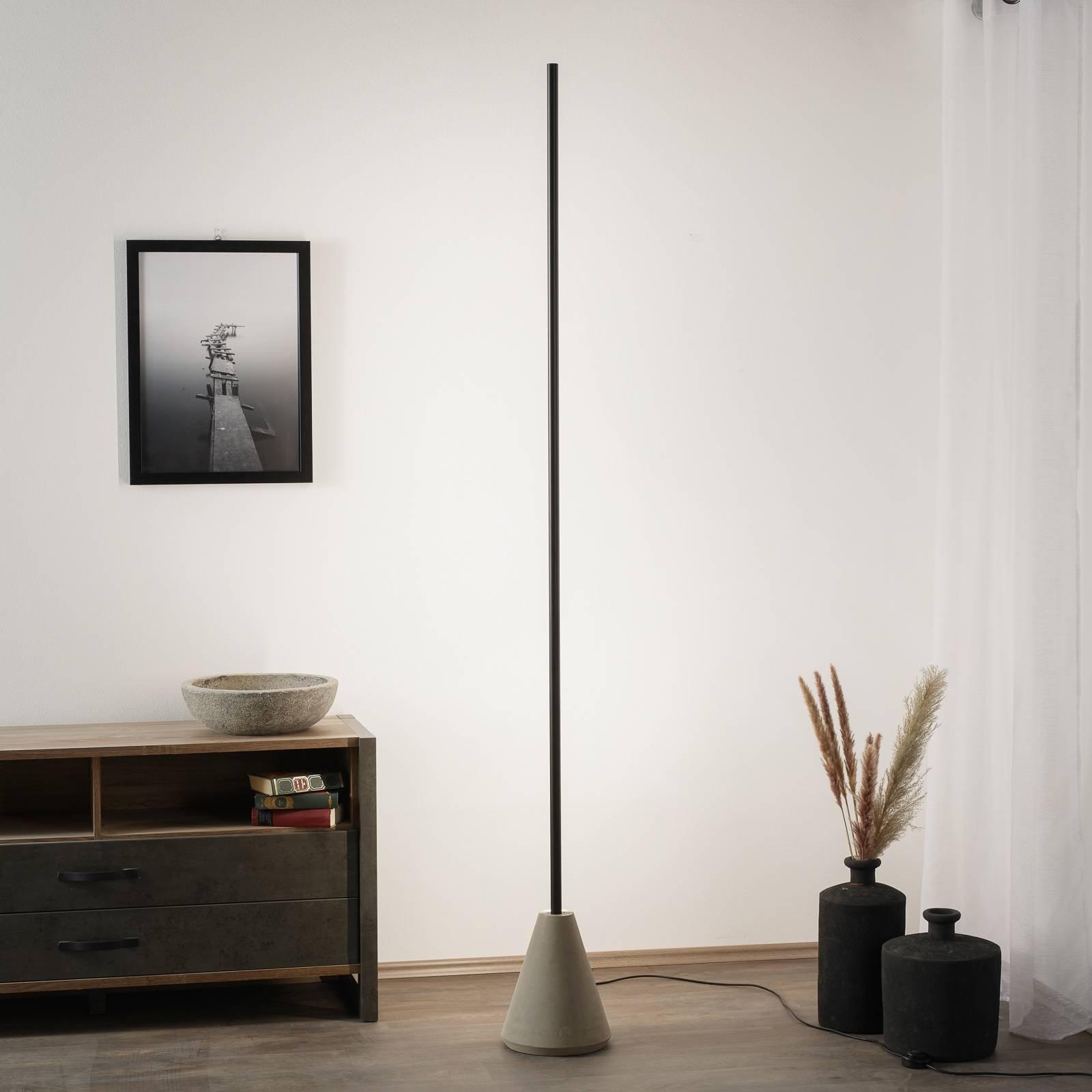 Karman Cupido LED-gulvlampe, Tunable White via app