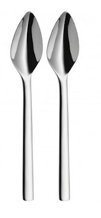 Nuova Grapefruktskje blank stål 16cm 2-pakk