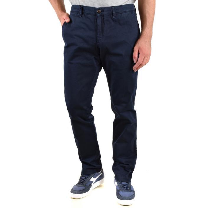 Moncler Men's Trouser Blue 178992 - blue 52