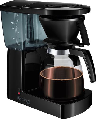 Melitta Excellent Grande 3.0 Sort Kaffebryggare - Svart
