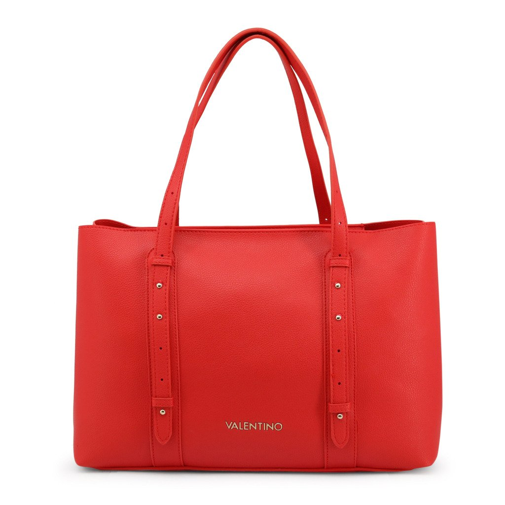 Valentino by Mario Valentino Women's Shopping Bag Red ALMA-VBS3UM01 - red NOSIZE