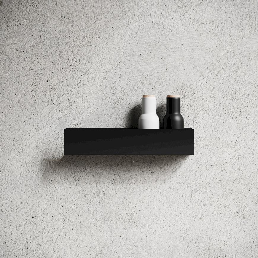 Nichba - Shelf U40 - Black (L100107)