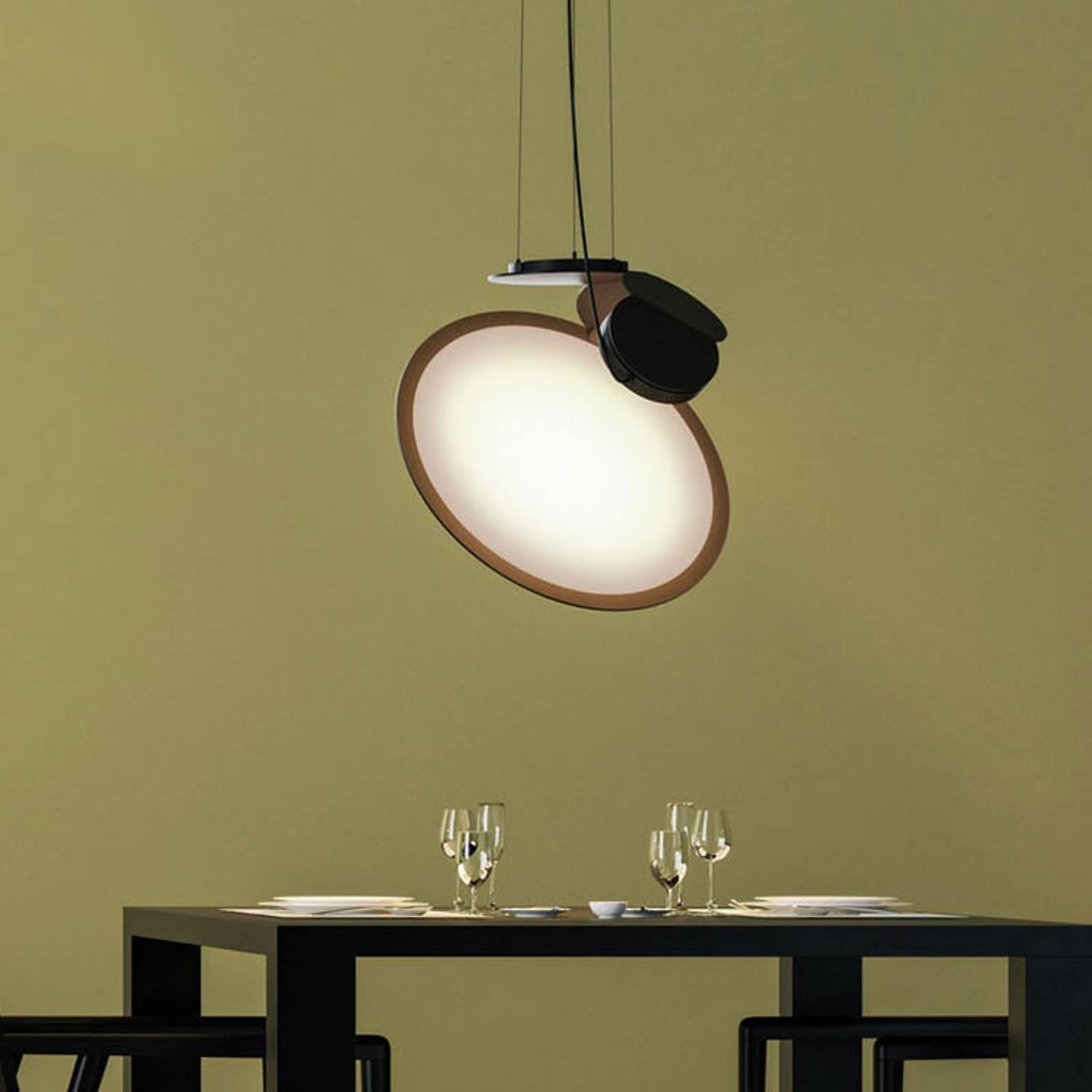Axolight Cut LED-designer-riippuvalaisin