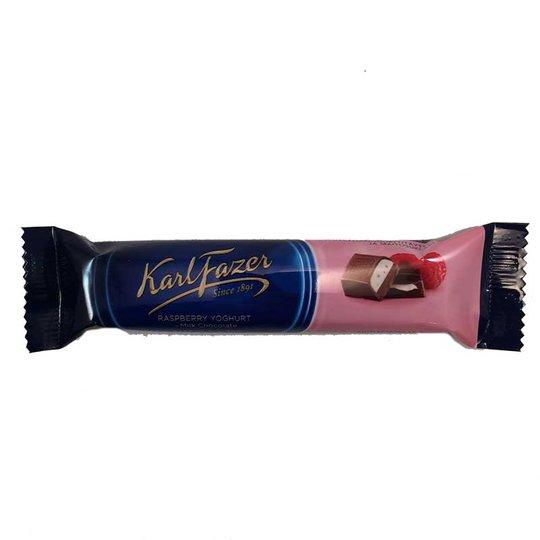 Mjölkchoklad hallon & yoghurtfyllning - 60% rabatt