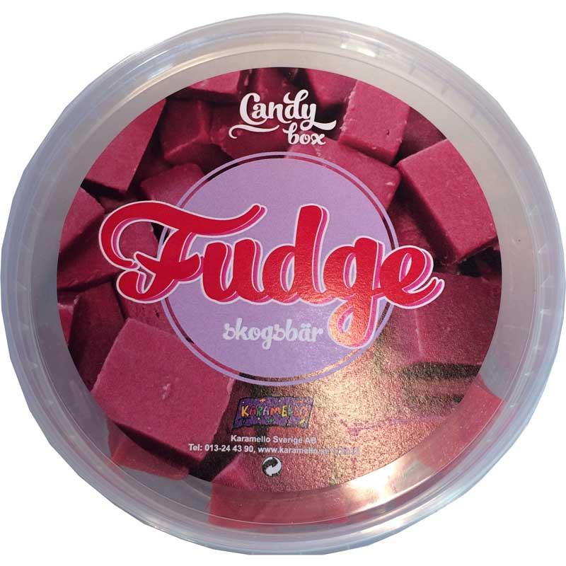 Fudge Skogsbär - 60% rabatt