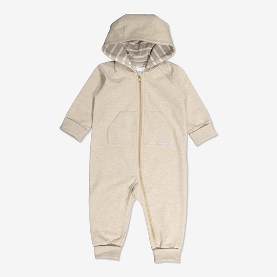 Dress baby beige