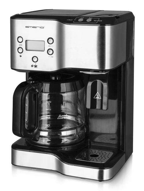 Emerio Cme-121773 Kaffebryggare - Stål