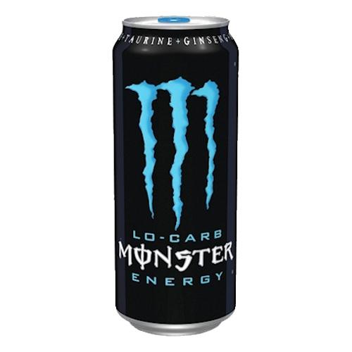 Monster Energy Absolutely Zero - 1-pack