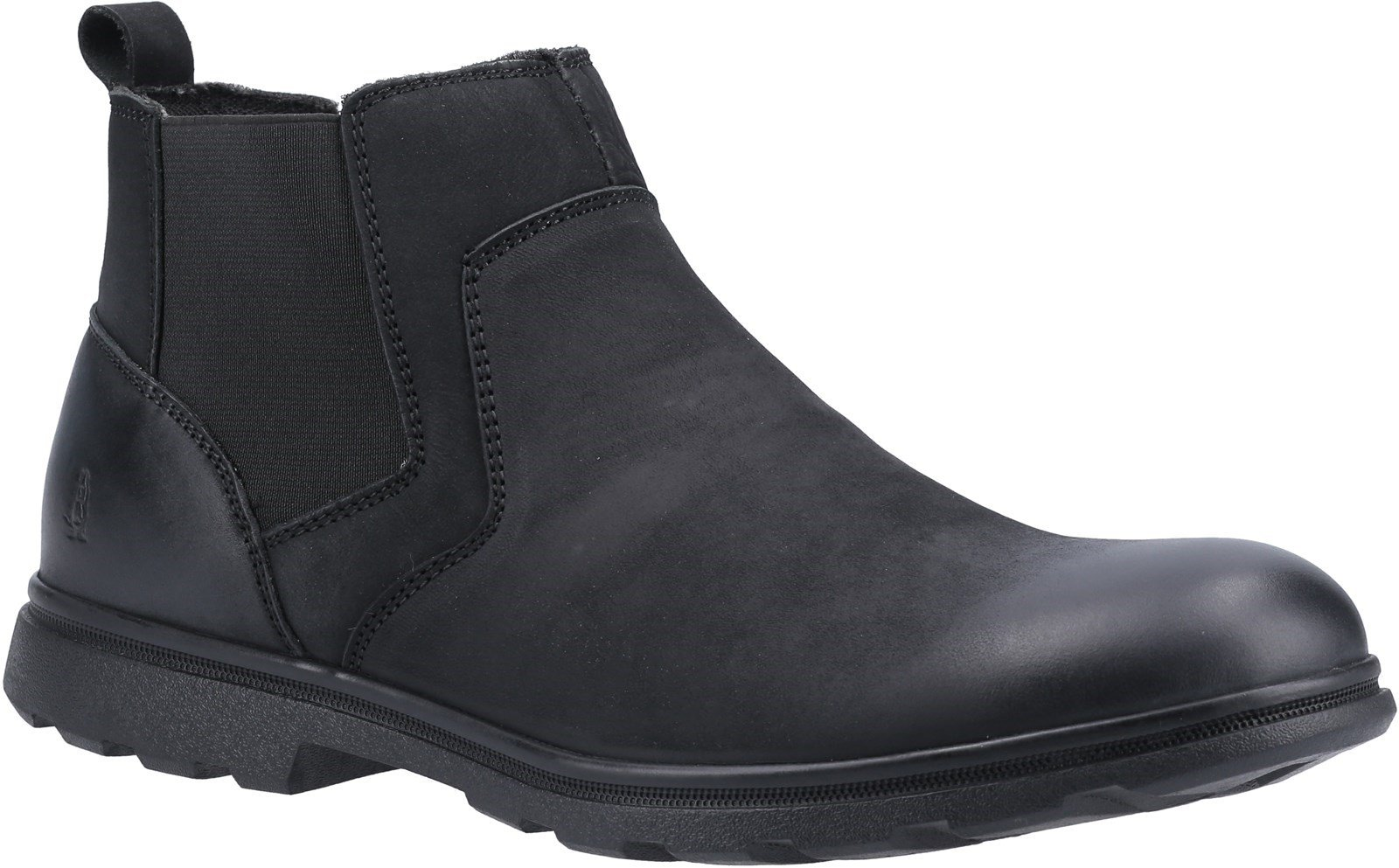 Hush Puppies Men's Tyrone Boots Various Colours 31245 - Black 6