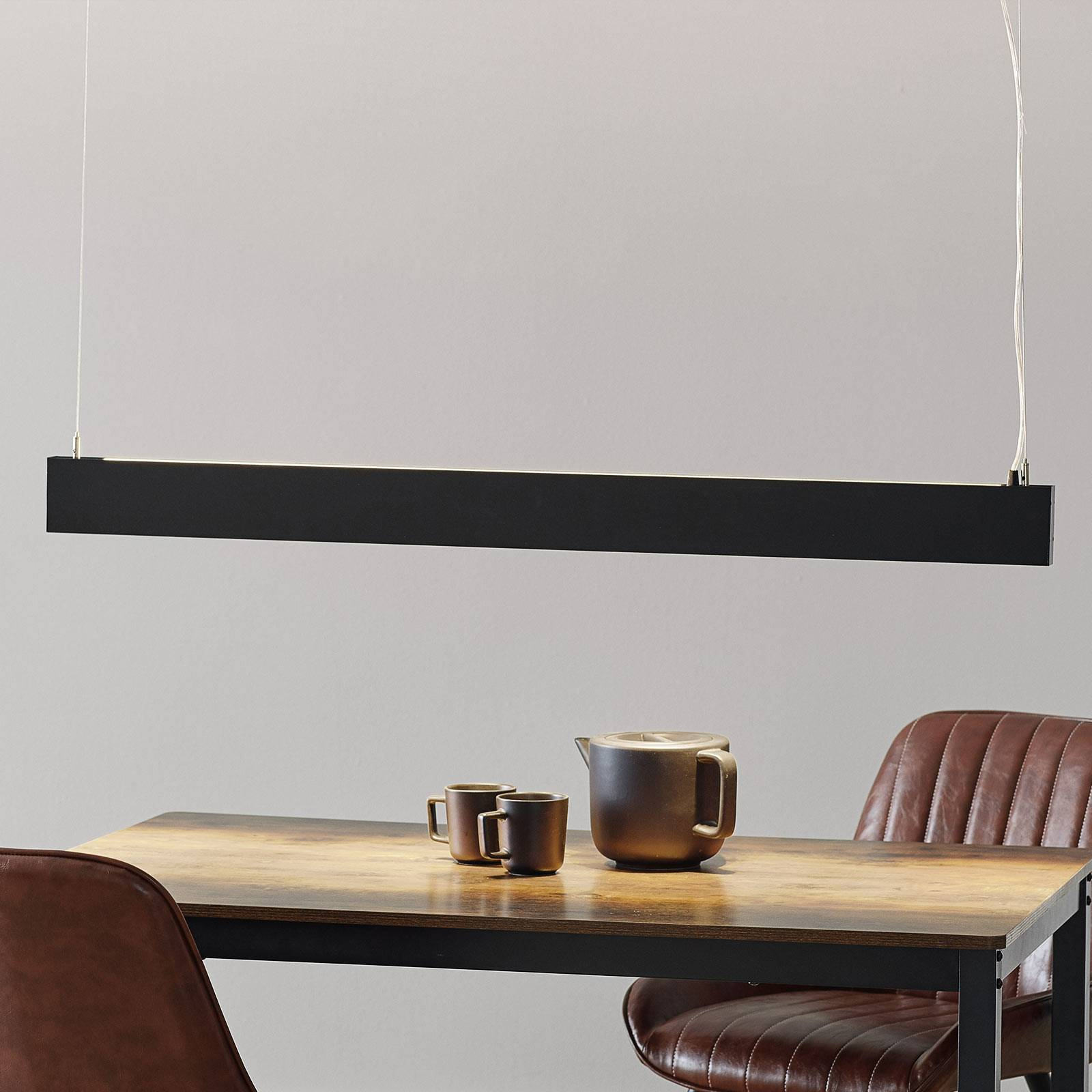 LED-riippuvalaisin Tango, up- and downlight