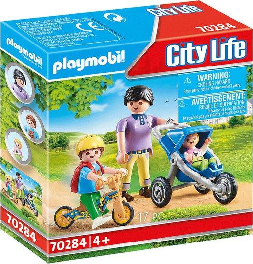 Playmobil 70284 Mamma Med Barn