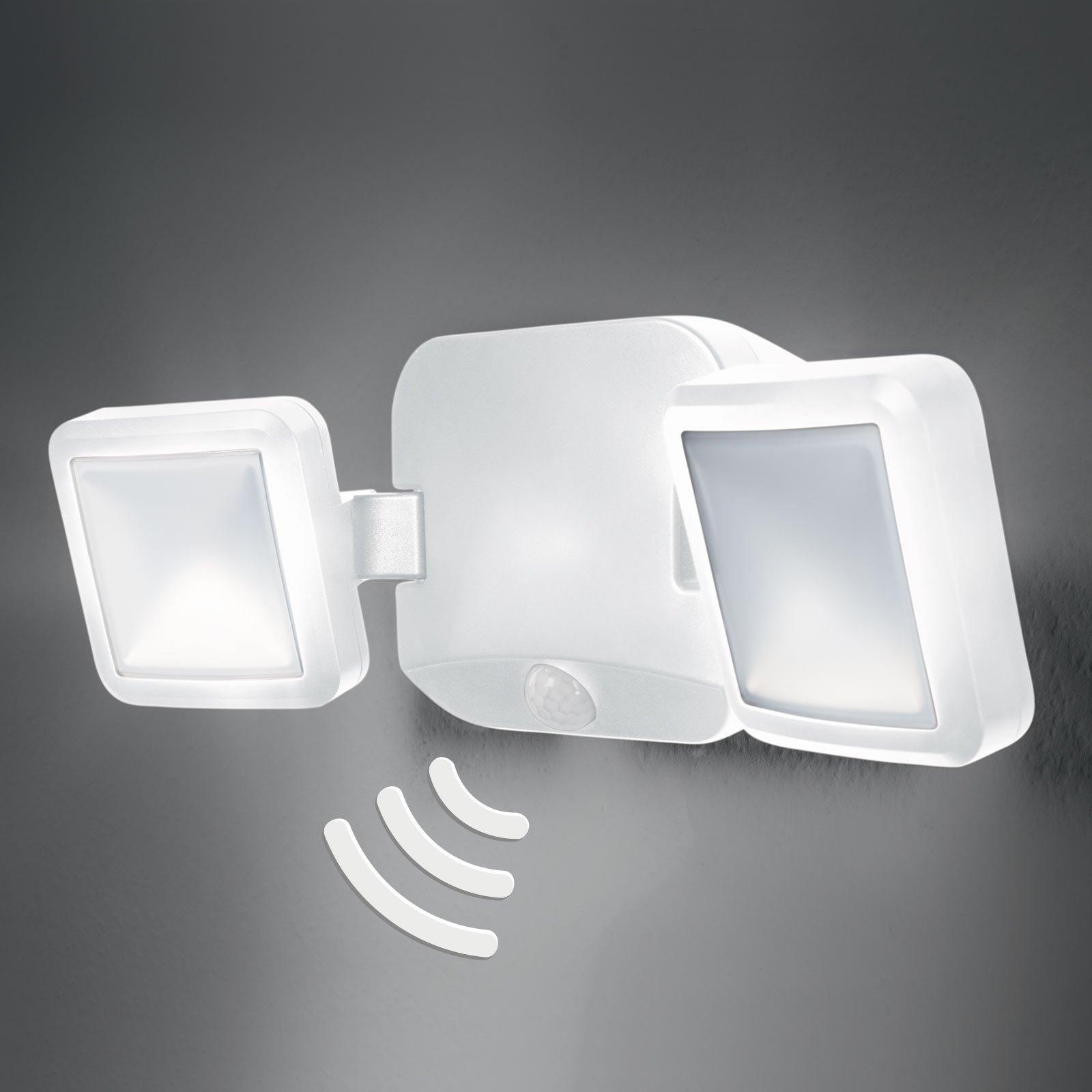LEDVANCE Battery LED-Spotlight utevegglampe 2 lys