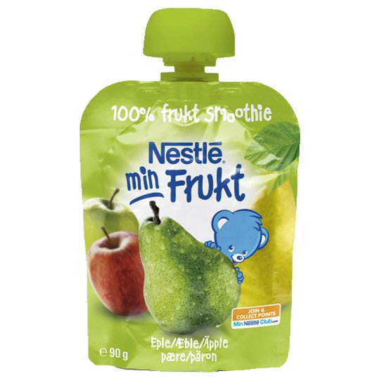 Barnmat Smoothie Äpple & Päron 90g - 50% rabatt