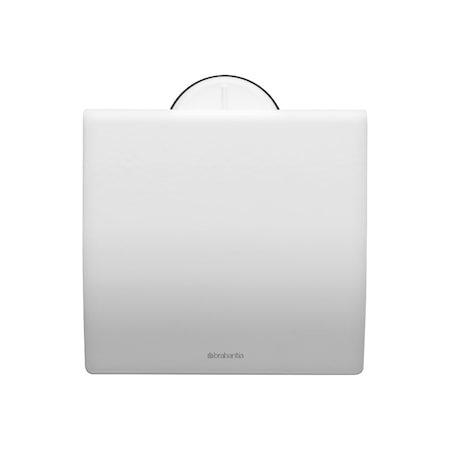 Toalettpapirsholder 140x145 mm Pure White