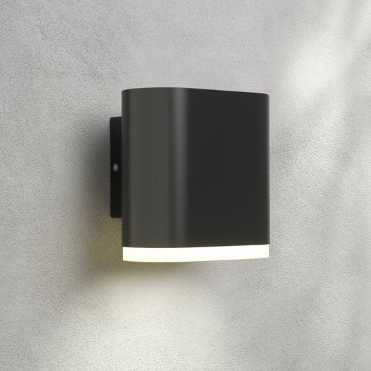 LED-ulkoseinävalaisin Maurus, 1-lamppuinen