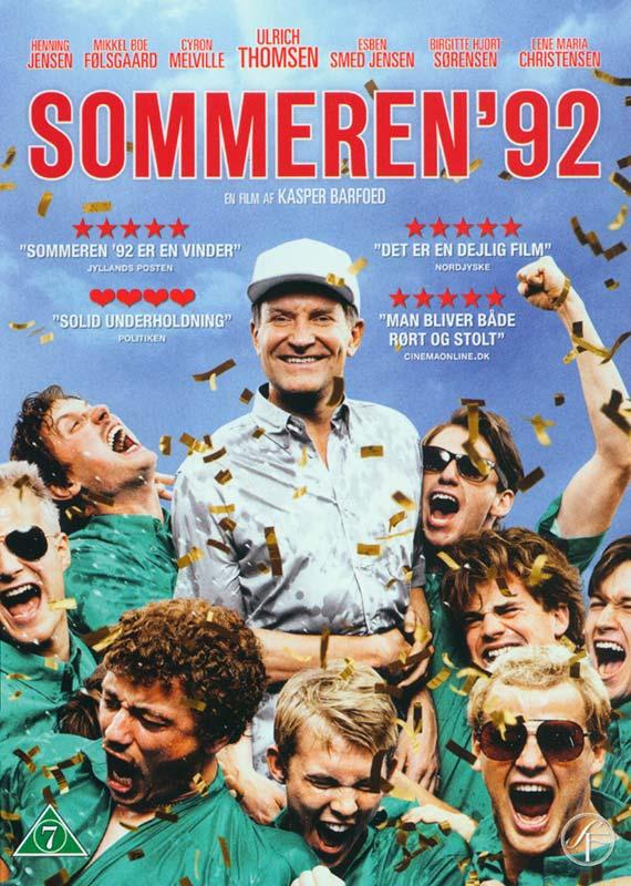 Sommeren '92 - DVD