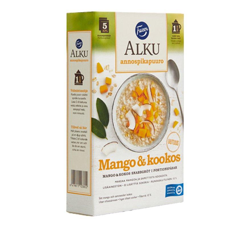 Mango & Kookos Annospikapuuro - 16% alennus